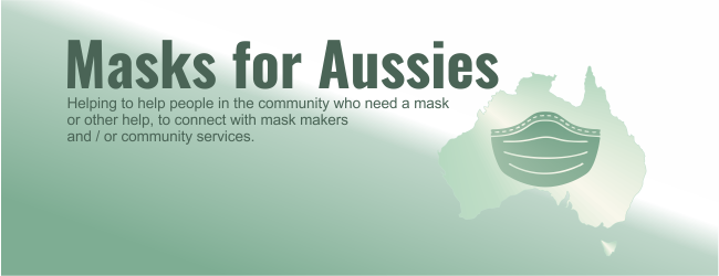 Masks for Aussies